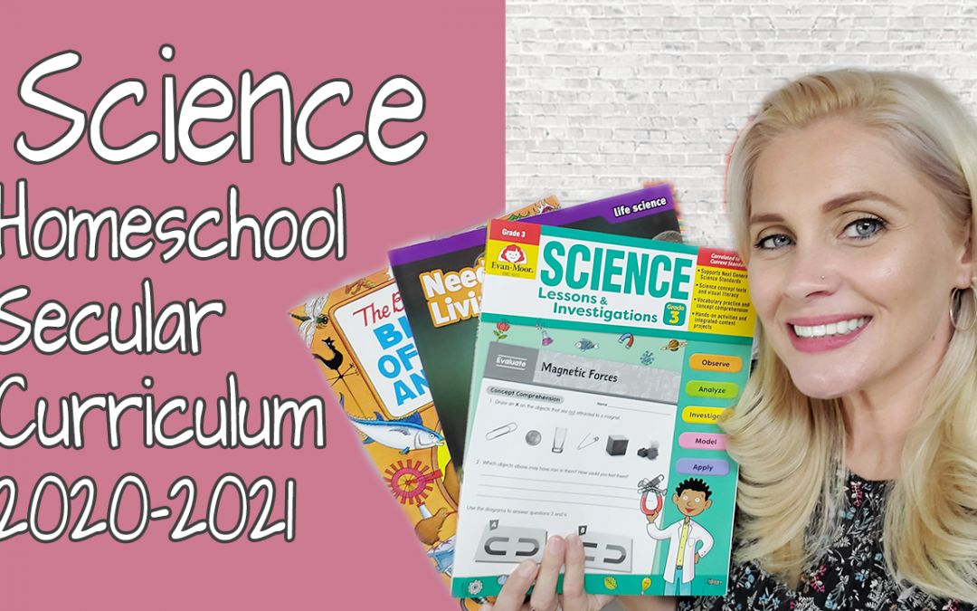 science curriculum homeschool