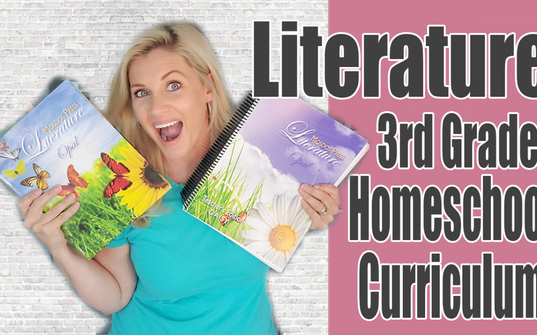 3rd Grade Literature Homeschool Curriculum