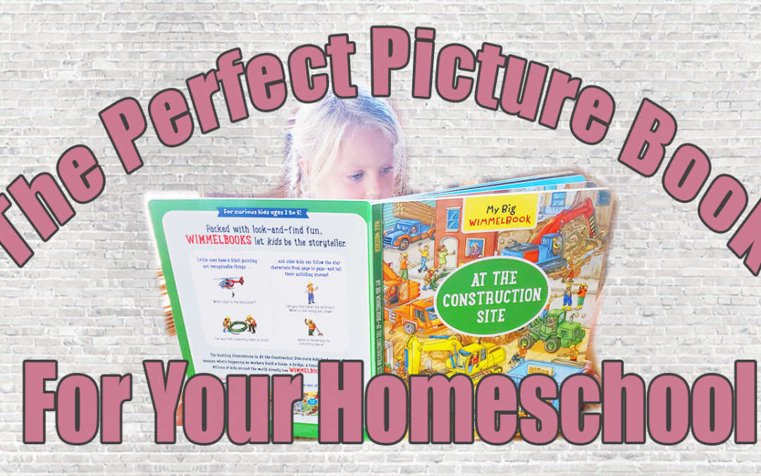 Perfect Picture Book For Your Homeschool