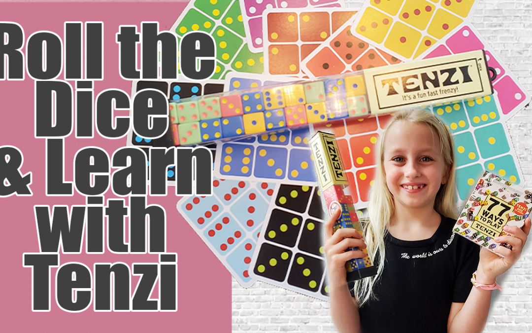 Roll the Dice and Learn Tenzi Dice