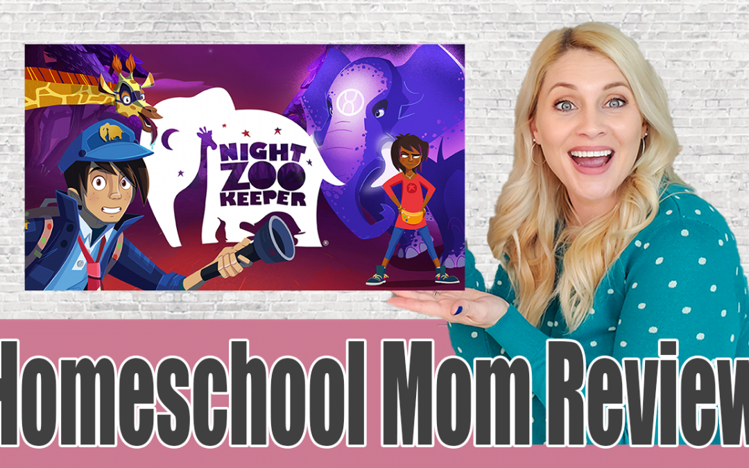 Homeschool Mom Review Night Zookeeper
