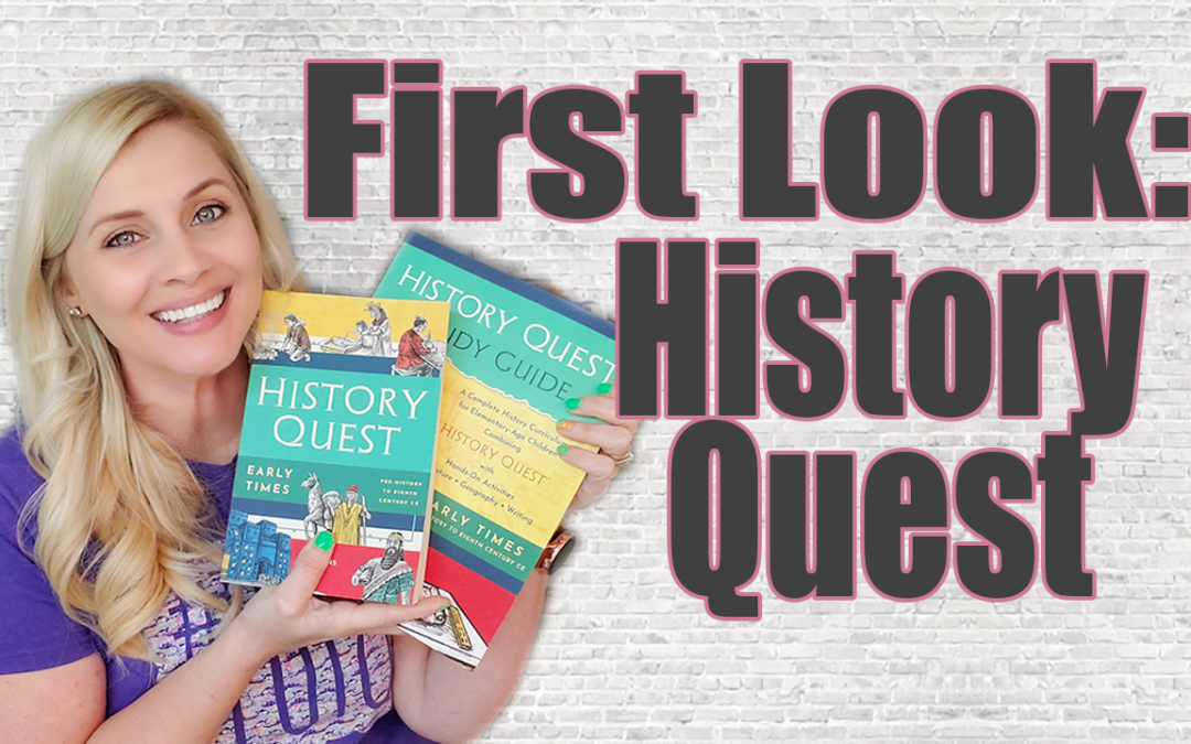 History Quest First Look