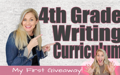 4th Grade Writing Curriculum